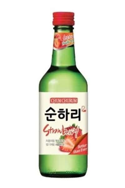 Chum Churum Strawberry Soju