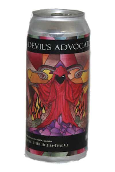 Church Street Devil's Advocate Belgian-Style Ale