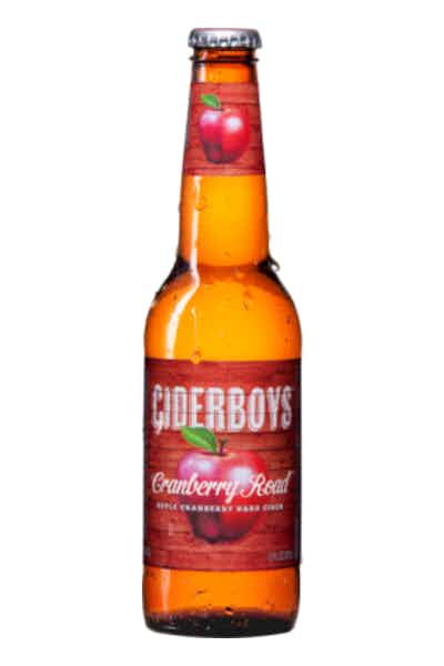 Ciderboys Cranberry Road
