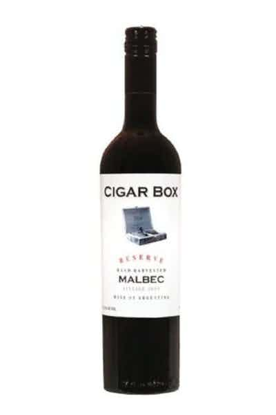 Cigar Box Reserve Malbec