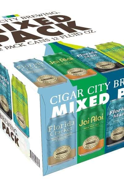 Cigar City Brewing Mixed Pack