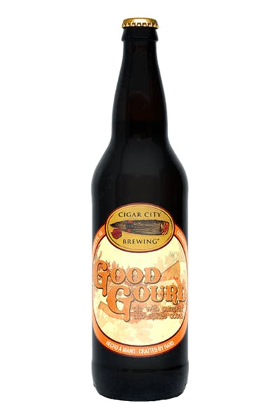 Cigar City Brewing Good Gourd