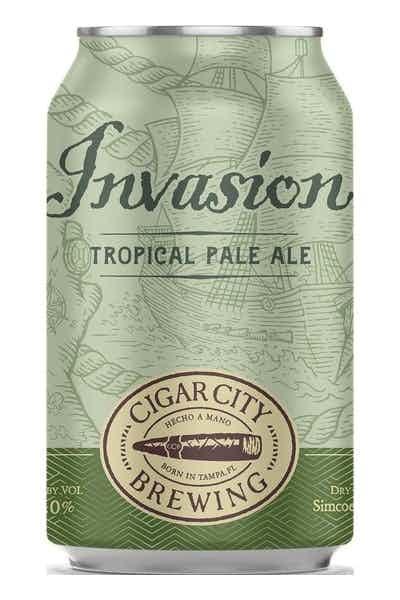 Cigar City Brewing Invasion Tropical Pale Ale