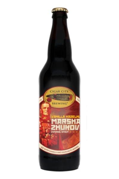 Cigar City Brewing Marshal Zukhov's Vanilla Hazelnut Imperial Stout