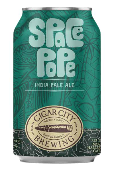 Cigar City Space Pope IPA