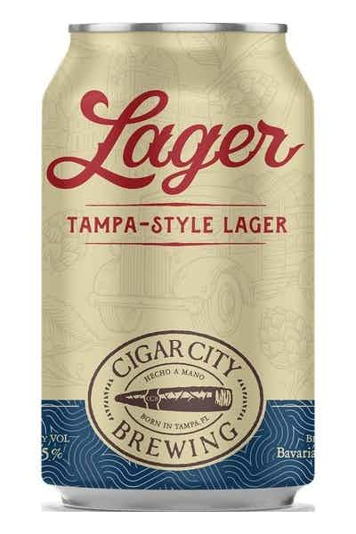 Cigar City Brewing Tampa-Style Lager