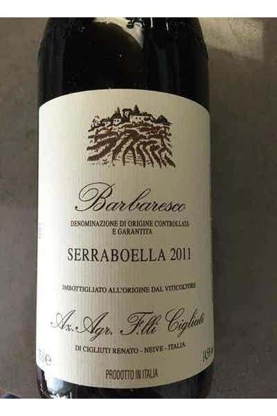 Cigliuti Barbaresco Serraboella 2011