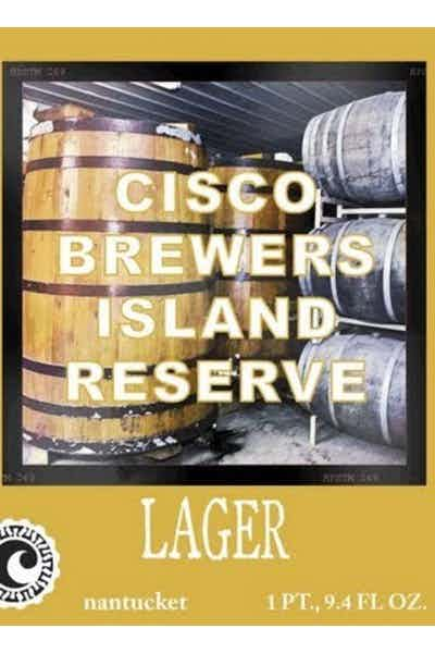 Cisco Brewers Island Reserve Island Lager