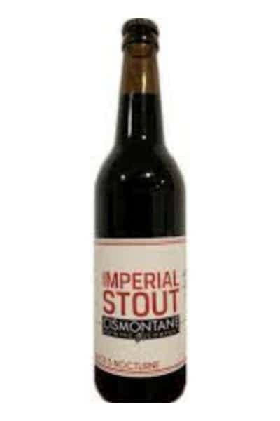 Cismontane Black's Nocturne Imperial Stout
