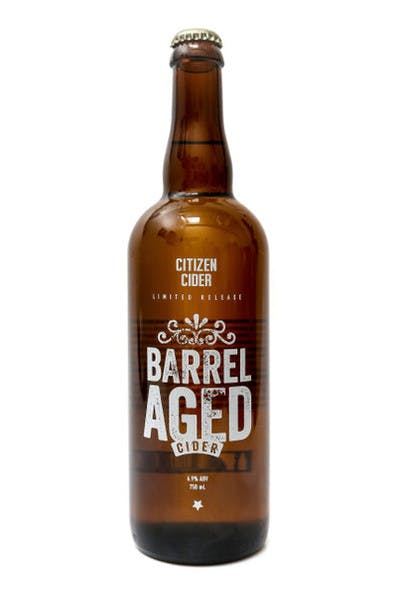 Citizen Cider Barrel Aged