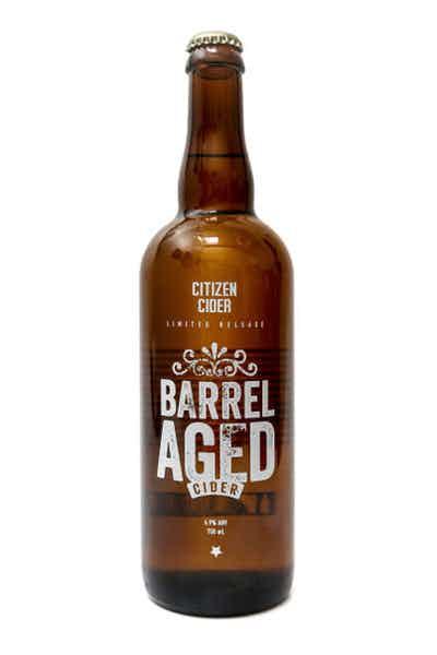 Citizen Cider Barrel Aged