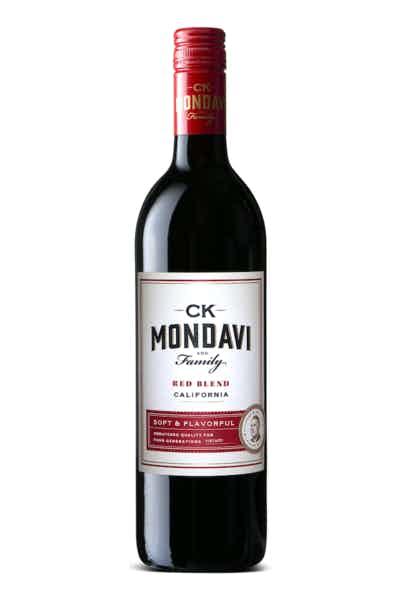CK Mondavi Red Blend