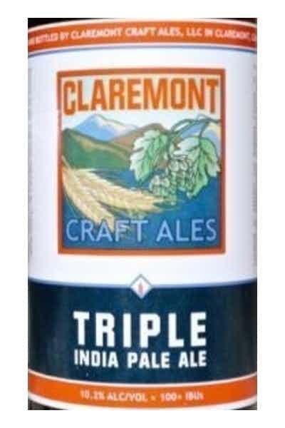 Claremont Triple IPA