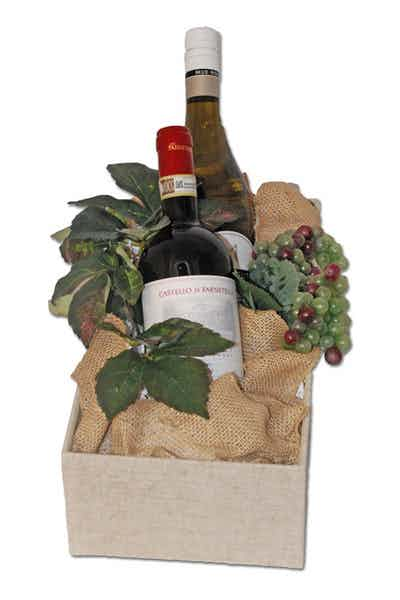 Classic Wine Duet Gift Basket