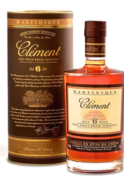 Clement 6 Year Rum