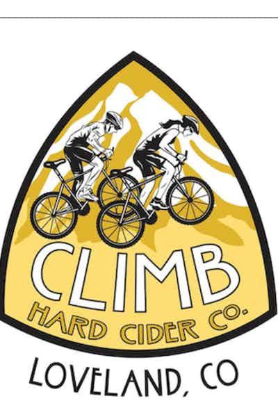 Climb Hard Elderflower Cider
