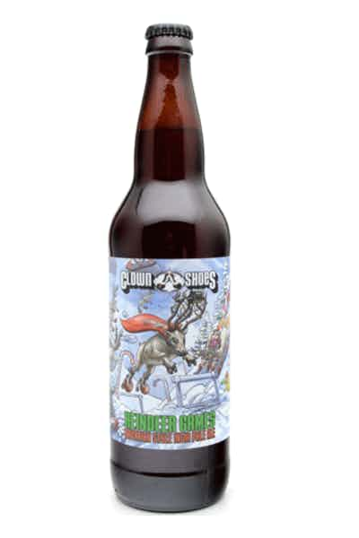 Clown Shoes Reindeer Games IPA