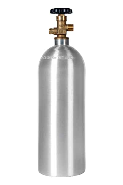 CO2 Tank Replacement