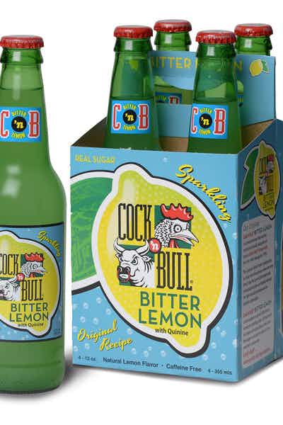 Cock N Bull Ginger Beer Bitter Lemon