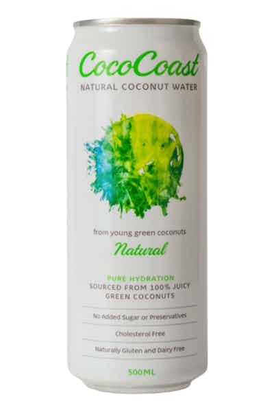 Cococoast Natural Coconut Water