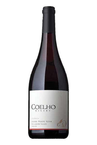 Coelho Paciencia Pinot Noir 2010