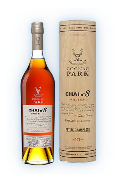 Cognac Park Chai No. 8 21 Year Old