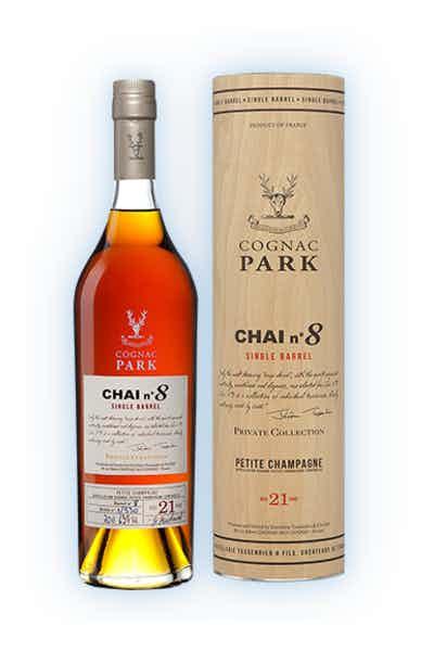 Cognac Park Chai No. 8 21 Year Old