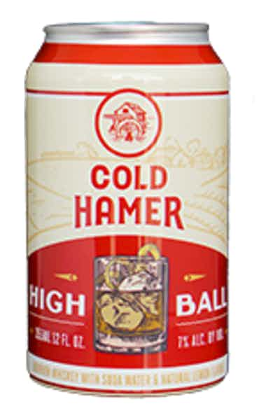Cold Hamer Bourbon High Ball