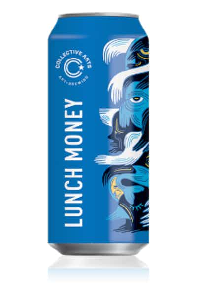 Collective Arts Lunch Money Blonde Ale