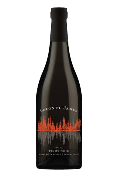 Colonel James Russian River Pinot Noir