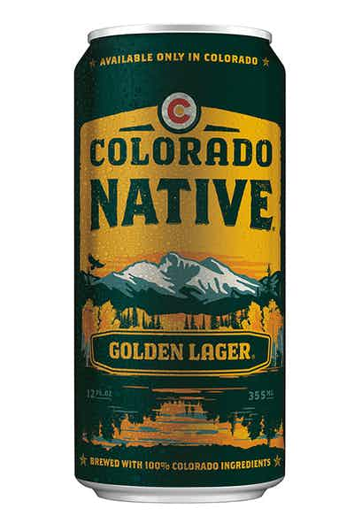 Colorado Native Golden Lager