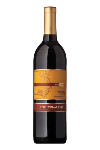 Columbia Crest Red Two Vines