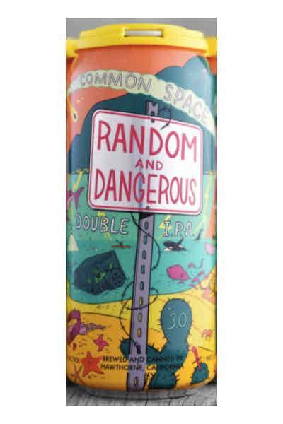 Comman Space Random And Dangerous IPA