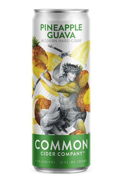 Common Cider Pineapple Guava Cider