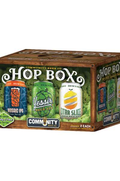 Community Beer Hop Box