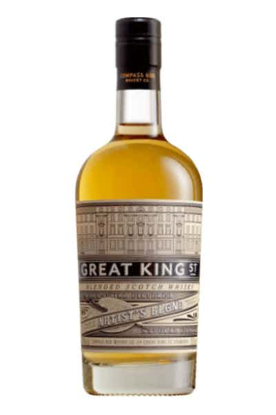 Compass Box Great King Artist's Blend Pj Barrel