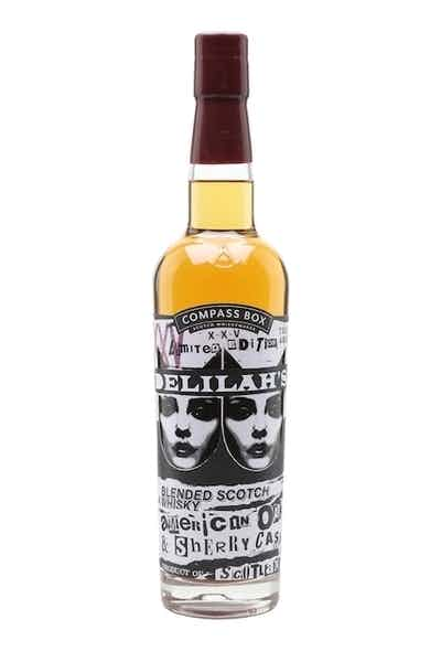 Compass Delilah's XXV Limited Edition