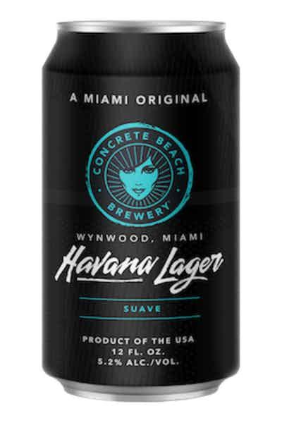Concrete Beach Havana Lager