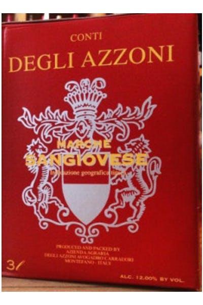 Conti Degli Azzoni Marche Sangiovese