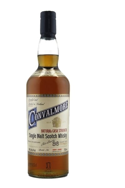 Convalmore 36 Year Scotch
