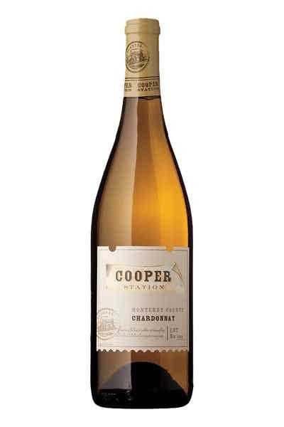 Cooper Station Chardonnay Monterey