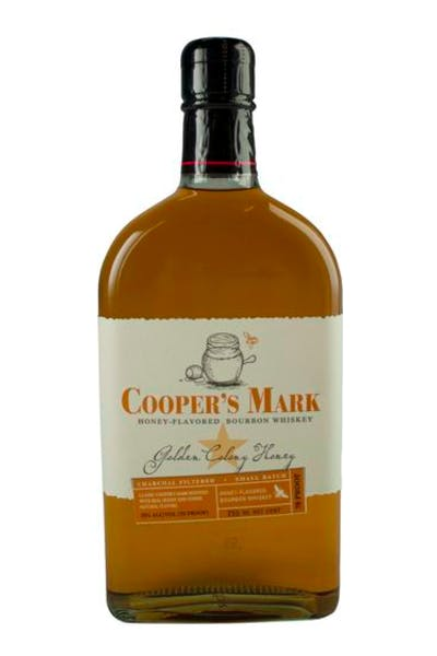 Cooper's Mark Honey Bourbon