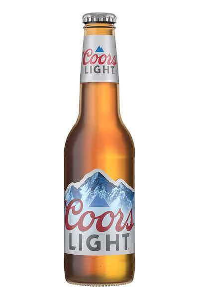 Coors Light Lager Beer