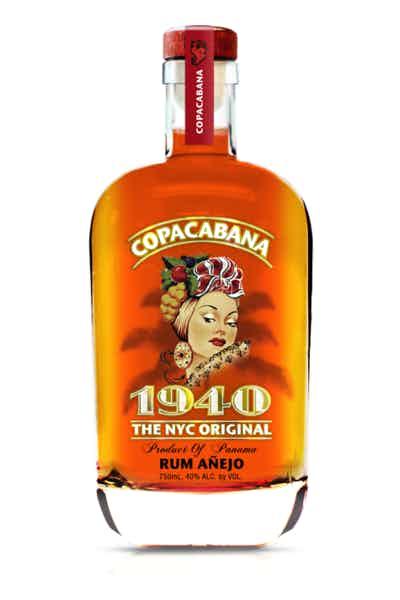 Copacabana 1940 Añejo Rum