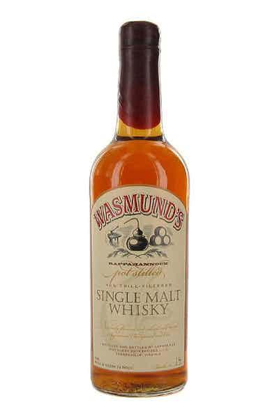 Copper Fox Wasmund's Single Malt Whiskey