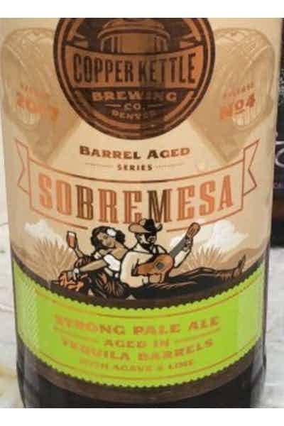 Copper Kettle Brewing Sobremesa