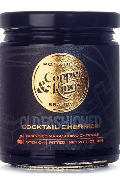 Copper & Kings Cocktail Cherries