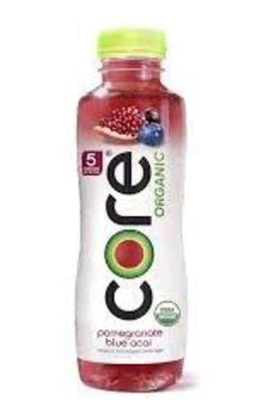 Core Organic Pomegranate Blue Acai