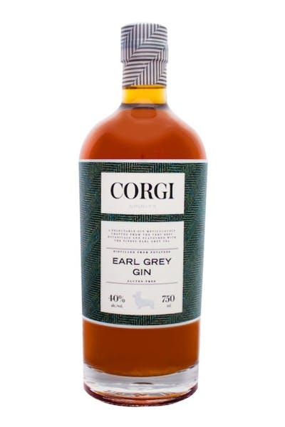 Corgi Earl Grey Gin