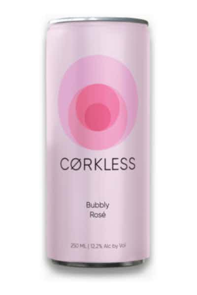 Corkless Bubbly Rose